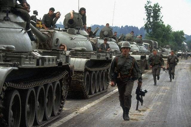 Guerre de Slovénie (1991)