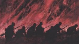 Attaque sur ciel d'incendie