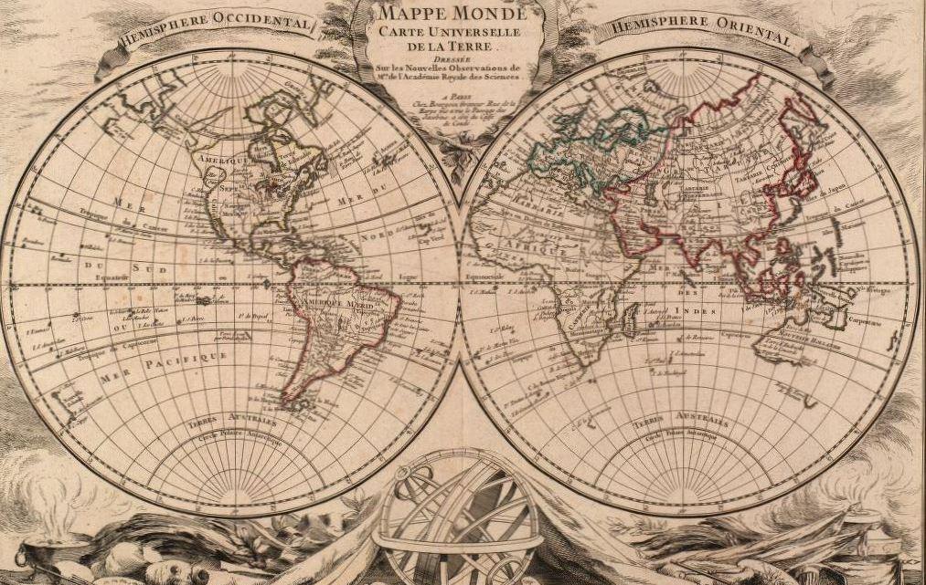 Mappe monde 3