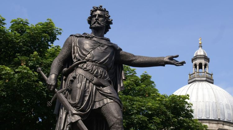 Statue de William Wallace