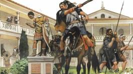 Wisigoths sac de Rome