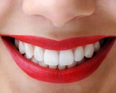 White and bright teeth