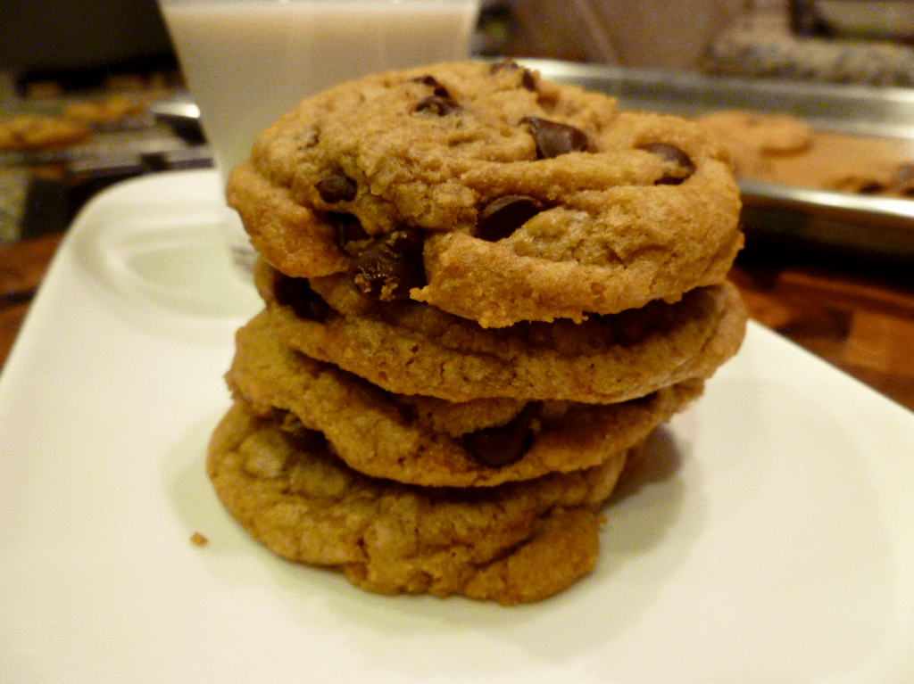 my favorite chocolate chip cookies | The Baking Fairy