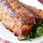 oven baked ribs | The Baking Fairy