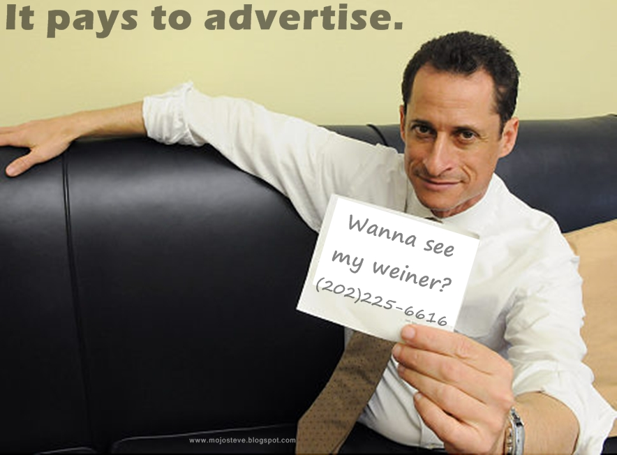 Judge Bans Anthony Weiner From Ever Using Electronics Again