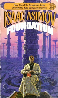 Reading Right Now: Foundation