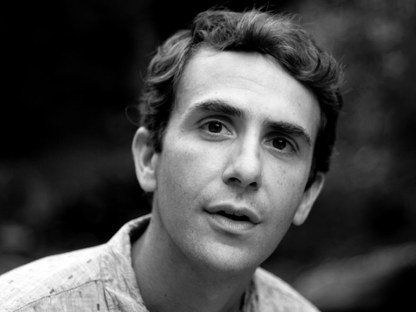 Chris Cohen - Photo by Patrick Stephenson