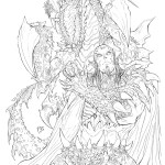 Lord_Dragos_lines_by_metalheadkomik