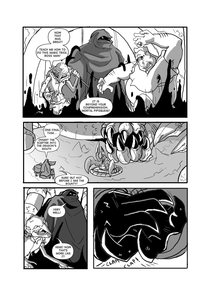 Page 18, Shadow Warp