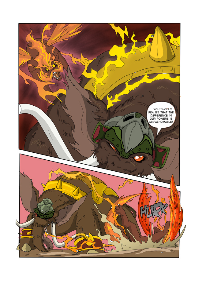 Issue 06, Page 47, Outmatched