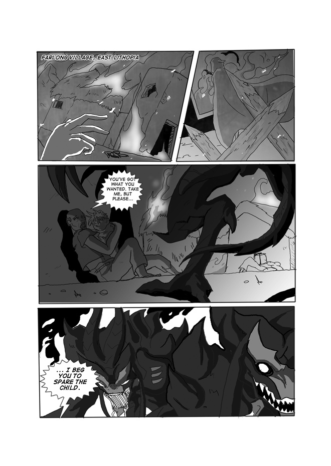 Issue 06, Page 54, Prelude to a new Chapter