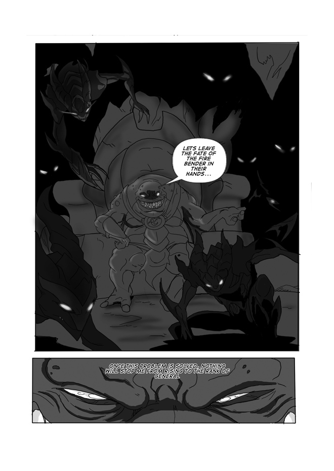 Issue 07, Page 21, Shadow Minions