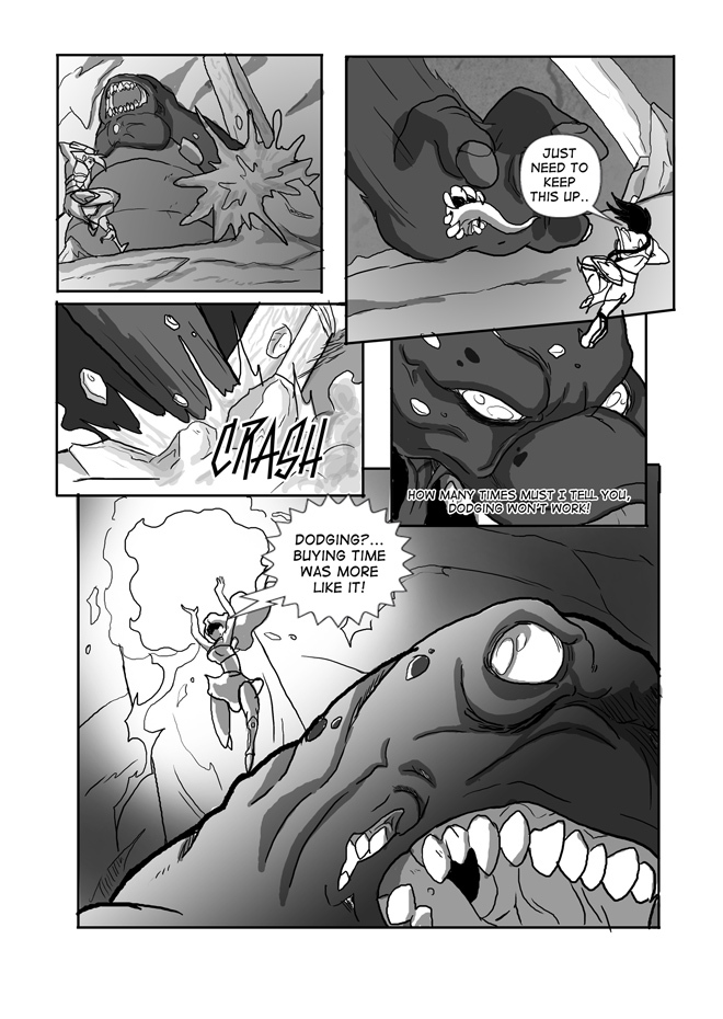 Issue 09, Page 47, Fyre's Move