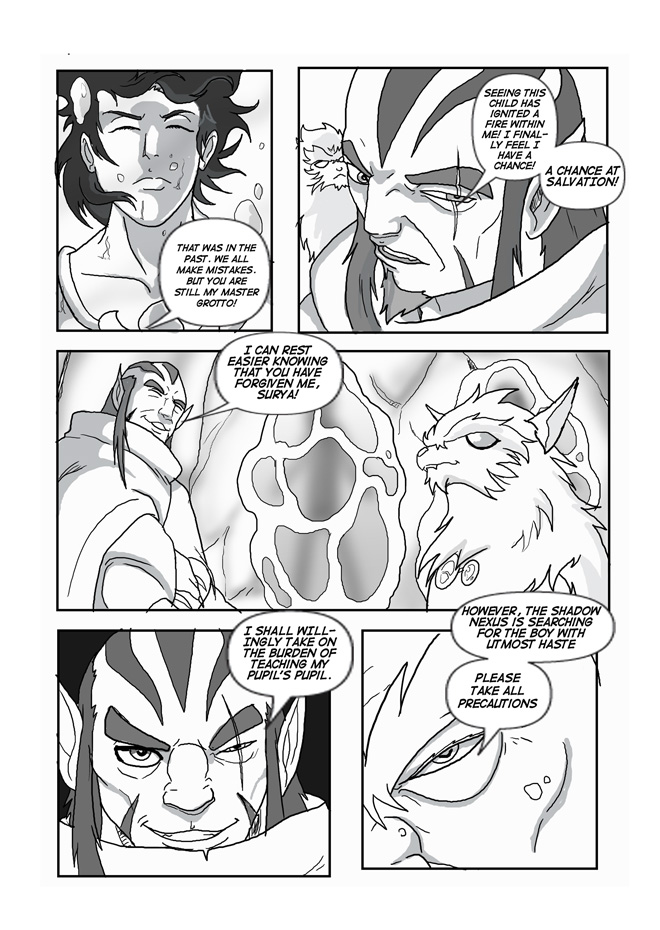 issue 11, Page 34, A Chance at Salvation