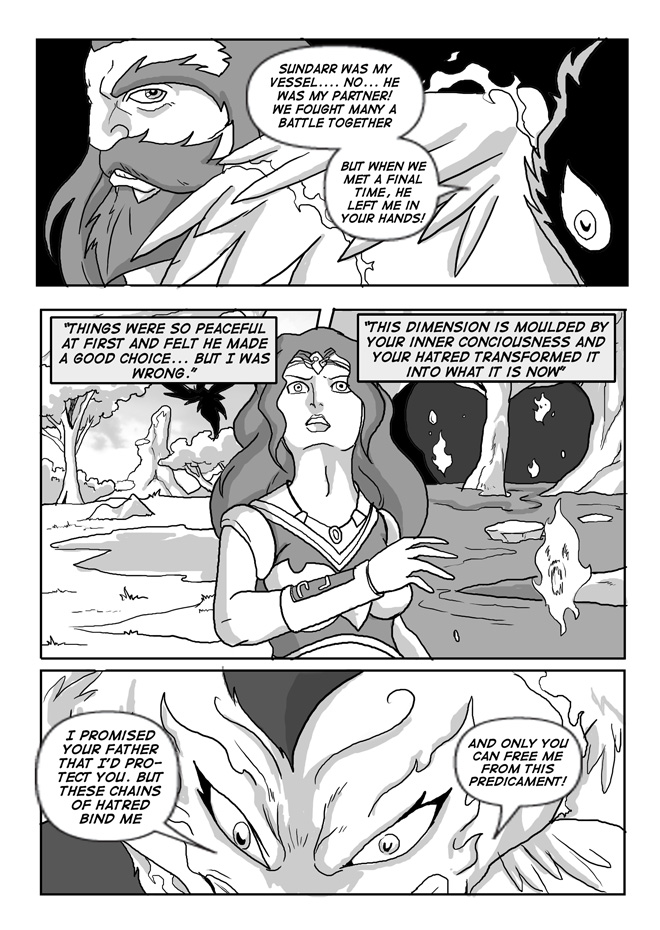Issue11, Page 42, Chains of Hatred