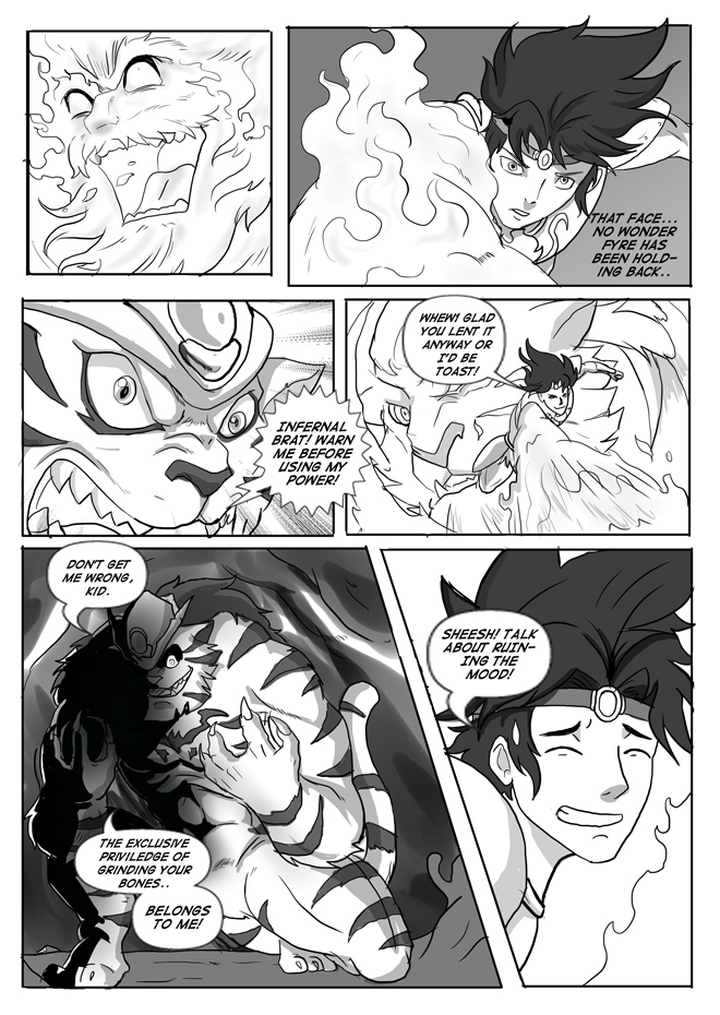Issue 12, Page 32, True Intentions