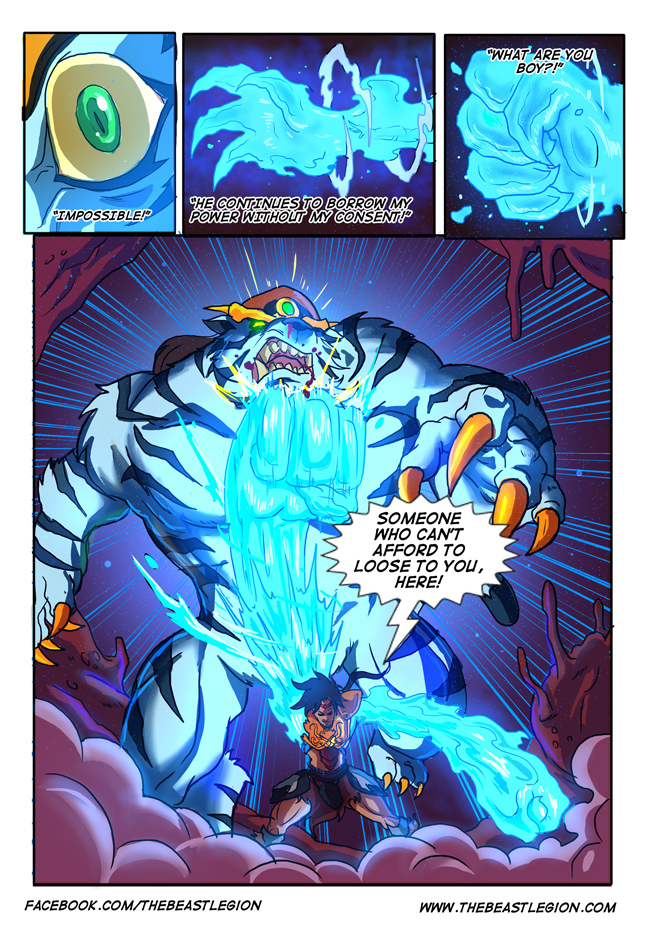 Issue 13, Page 31, Transfer of Power