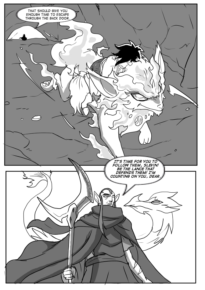 Issue 14, Page 24, Escape