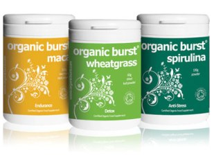 Organic-burst beauty shortlist