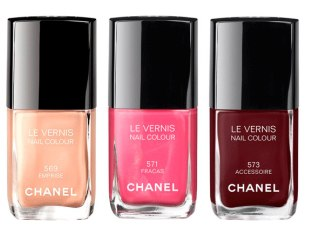 chanel le vernis for spring