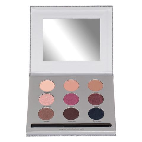 sparkle luxe eye shadow palette stila