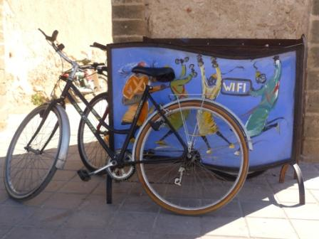 Es bike and wifi
