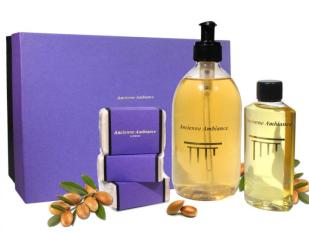 ARGAN gift set FRAGRANCE NO BOW