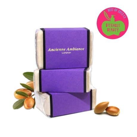 Goddess Argan Soap Bar Set award