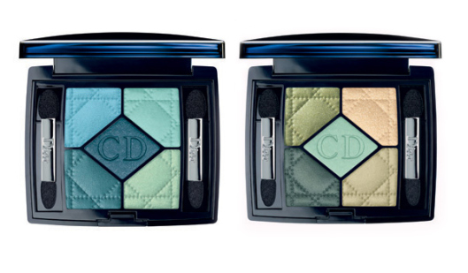 dior palettes bird of paradise