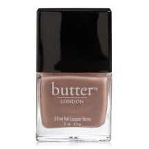 butter london beige holographic