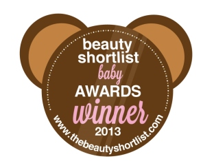 BABY AWARDS Winner Beauty Shortlist 2013