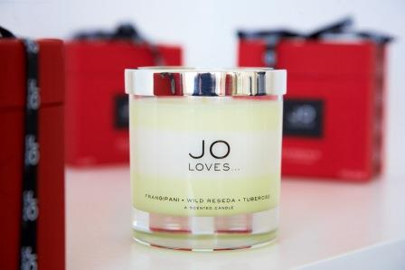 JO LOVES Layered Candle