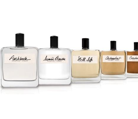 olfactive fragrances inspired by art