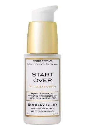 sunday riley start over eye cream