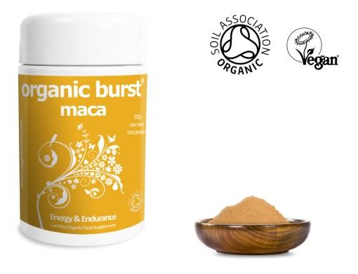 organic burst maca