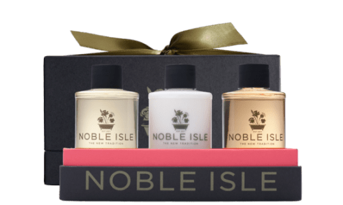 noble isle travel trio