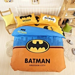 Batman Bedding for Your Brave Superhero