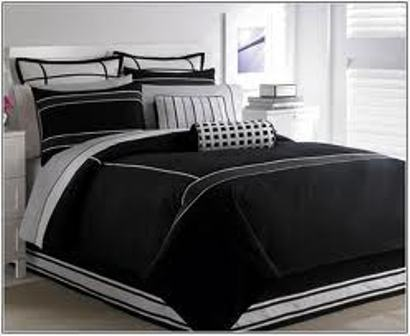 black_white_bedding