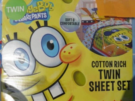 Twin Sheet Set SportsBob