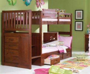 Bunk Beds for Teens, Making Bedrooms Rock