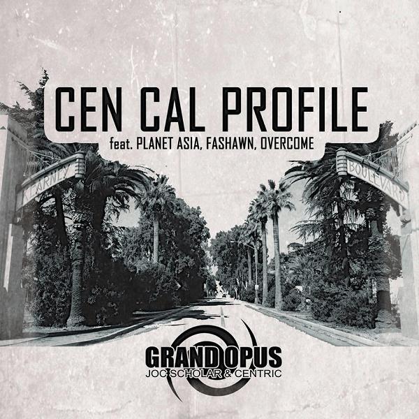"Grand Opus ""Cen Cal Profile"""