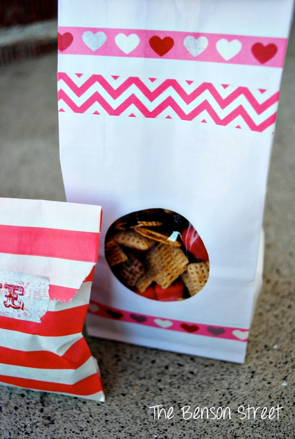 Valentine Trail Mix at The Benson Street10