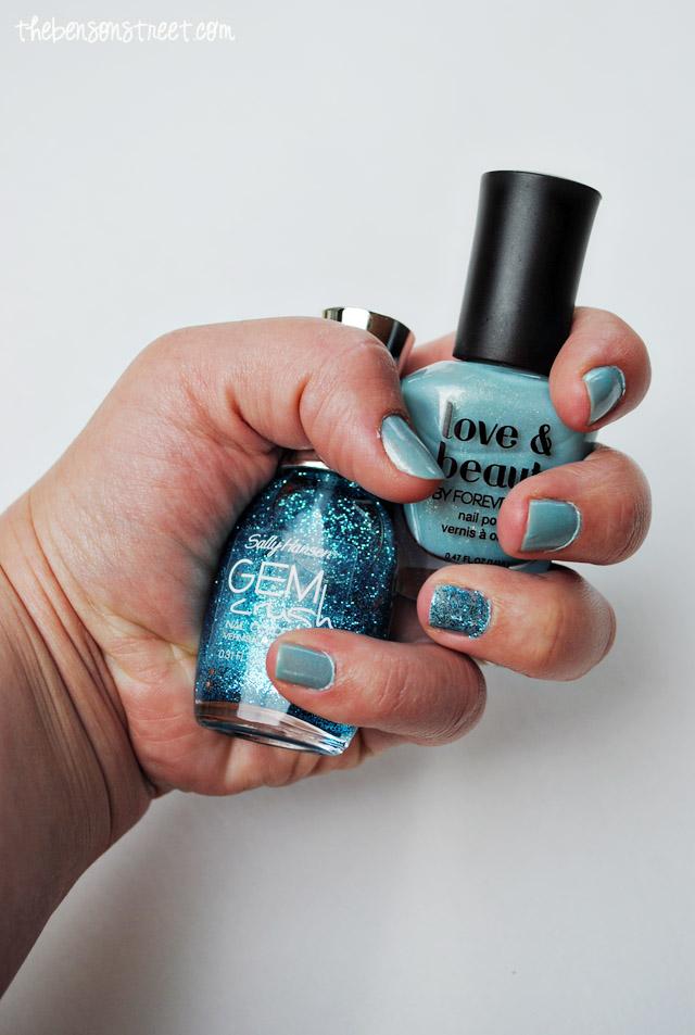I heart nail polish at thebensonstreet.com