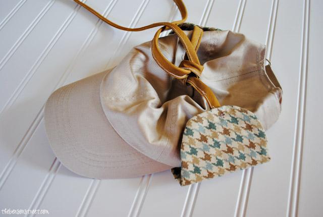 Sherlock Holmes Hat at thebensonstreet.com