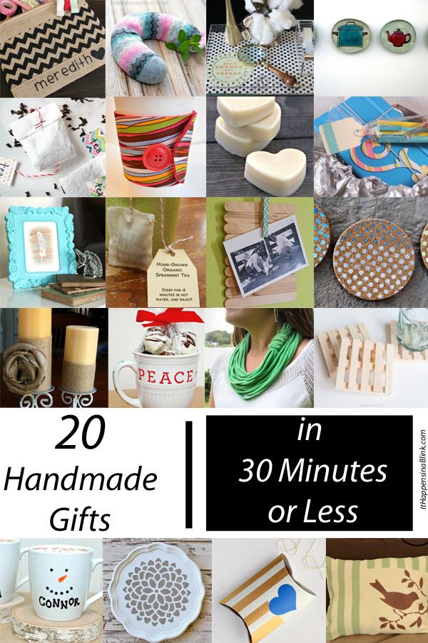 HandmadeGiftscollage