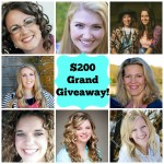 Grand Giveaway: Win $200 Cash
