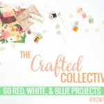 The Crafted Collective: Red, White, and Blue Projects