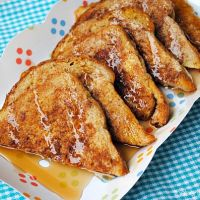 Snickerdoodle French Toast