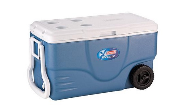 Coleman 62 Quart Xtreme Wheeled Cooler For $31.49 at Sears