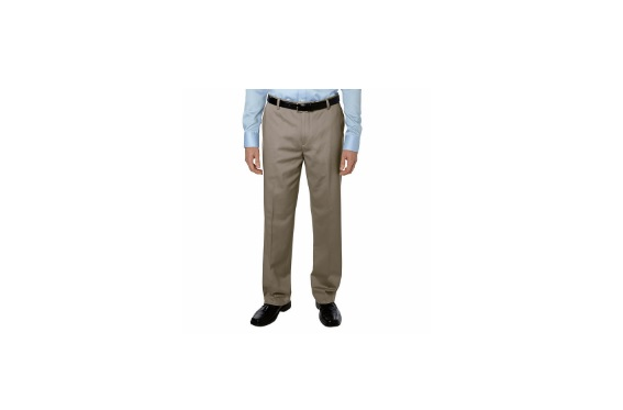 Kirkland Signature Men's Non Iron Pants for $9.97 at Costco